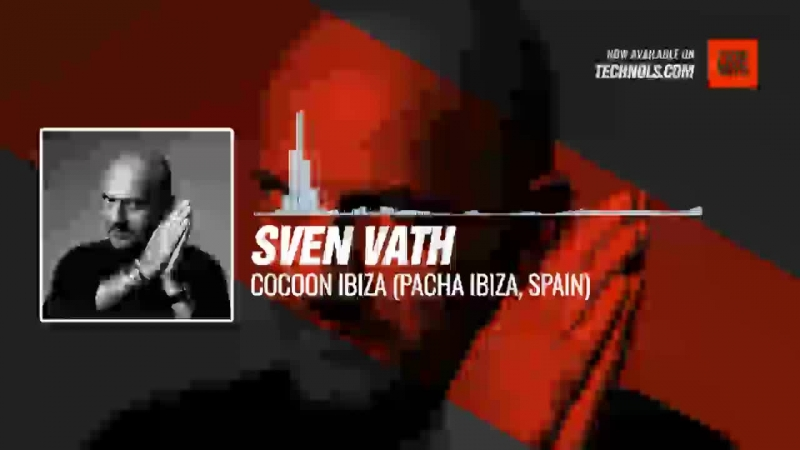 Sven Vath - Cocoon Ibiza (Pacha Ibiza, Spain) Periscope Techno music