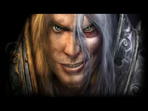 НАЧАЛО - Warcraft frozen Throne entertainment ( TFT 1) Артес VS Орда