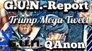 G.U.N.-Report Ep43/18 QAnon - Will Trump Merkel stürzen ?