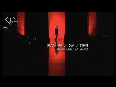 Jean Paul Gaultier Paris Mens FW Fall 2011 Full Show | FashionTV - FTV.com