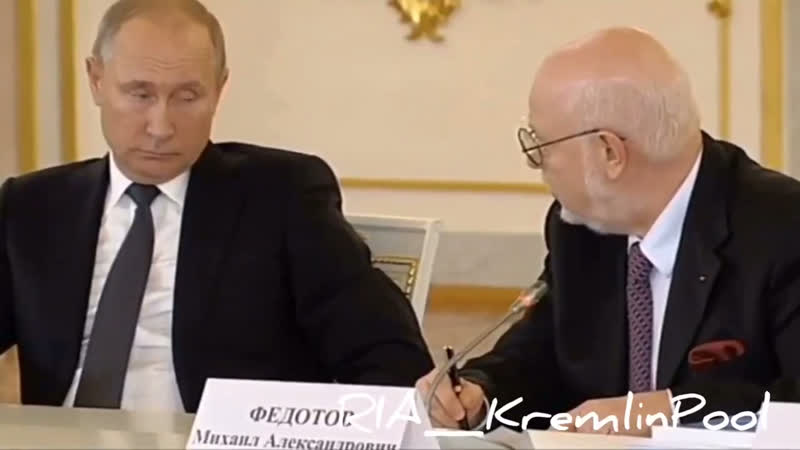 Глава СПЧ Федотов заявил, что за 17 лет президент не помиловал ни одного человека из Петербурга, «как это ни удивительно»