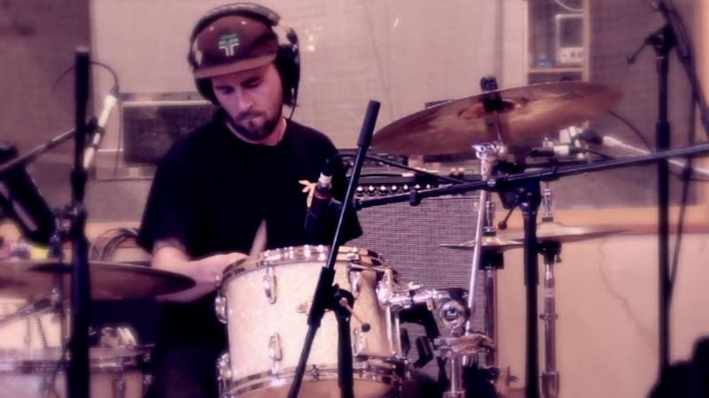 Drum Tracking for Ongkara at Dobrolet Studio