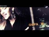 #Ela #Rose feat. #Cortes - Mi-e frica (Lyric Video)