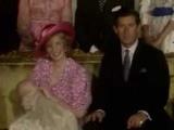 Princess Diana at Williams Christening