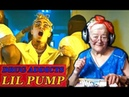 Lil Pump Drug Addicts РЕАКЦИЯ БАБУШКИ