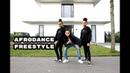 Petit Afro Presents AfroDance Freestyle Ft Fenuel Jayda Djessila HRN Video 4K