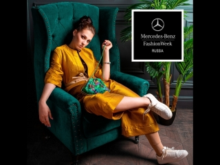 Дизайнер Света Козинова, Участник Mercedes-Benz Fashion Week Russia 2018