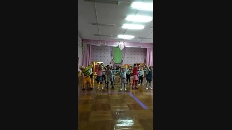 Савкины танцы в детском саду