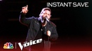 Instant Save Dave Fenley Performs Amazed - The Voice 2018 Live Top 10 Eliminations