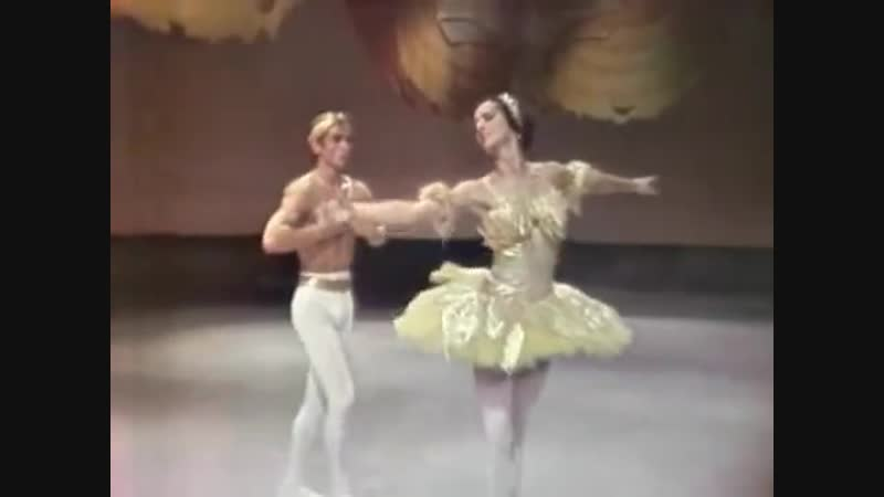 С диска Р.Нуреев и Э.Брюн (1961-1967)