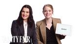 Emma Stone Learns British Slang From Rachel Weisz Vanity Fair