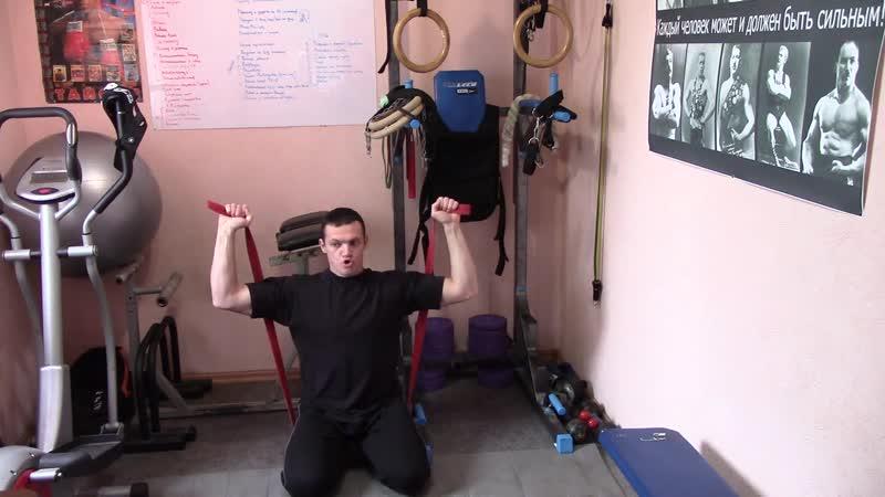 [ATLETIZM] Комплекс изометрических (сухожильных) упражнений Железного Самсона (Засса), Брюс Ли и Бронсона!