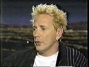 John Lydon Tom Snyder 1997 Reunion Interview Part 2