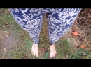 Pee in leggins
