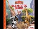 Disney's THE LION GUARD BABYSITTER BUNGA I Read Aloud Children's Storybook