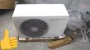 XIAOMI ИНВЕРТОРНЫЙ КОНДИЦИОНЕР ОТОПИТЕЛЬ SmartMi Zhimi Full DC Inverter Air Conditioner