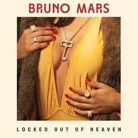 Bruno Mars альбом Locked Out Of Heaven