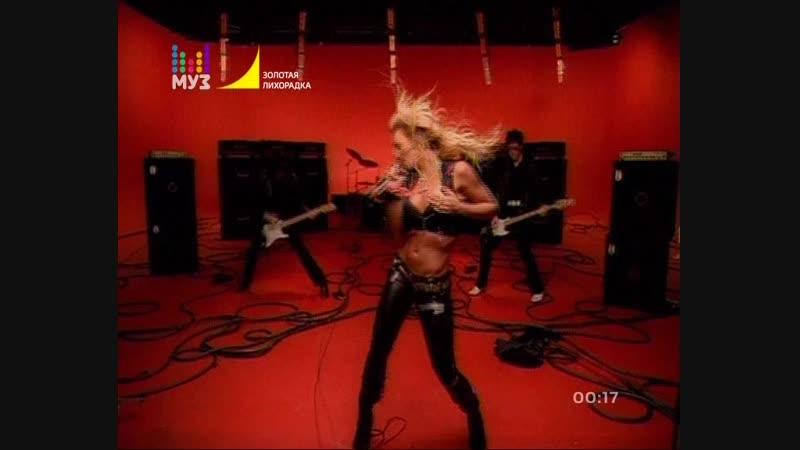 Britney Spears - I love rock nroll (МУЗ ТВ)