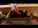 How Master Sushi Chef Yumi Chiba Perfected Tamago Omakase