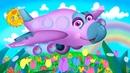 Літачок - Найкращі Дитячі Пісні та Розвиваючі Мультики - З Любов'ю до Дітей
