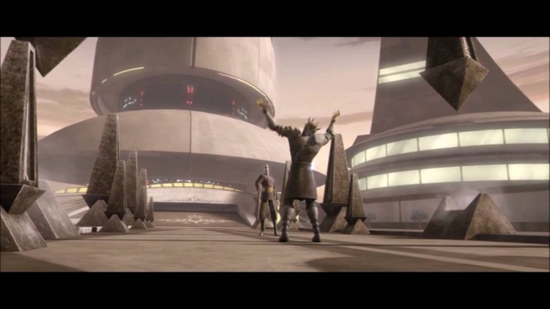 Star Wars The Clone Wars Force Lighting compilation