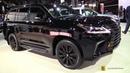 2019 Lexus LX 570 - Exterior and Interior Walkaround - 2019 NY Auto Show