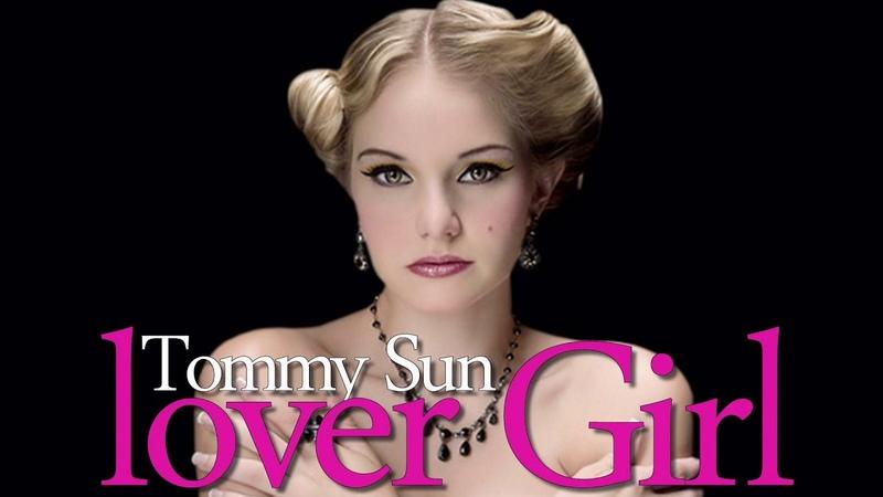 Tommy Sun - Lover Girl / Short Romance Mix ( İtalo Disco )