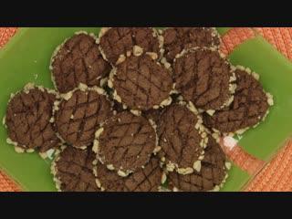 Готовим qara qız kurabiyesi