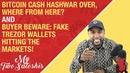 Bitcoin Cash HashWar is Over! Buyer Beware: Fake Trezor Wallets Flooding the Market!