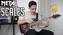 The Most Used Scales in Metal Riff Edition
