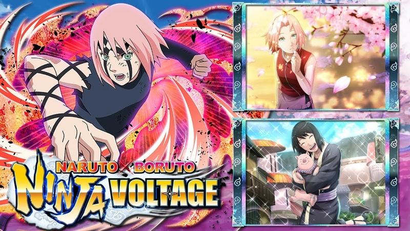Sakura Summons | NARUTO X BORUTO Ninja Voltage | 58