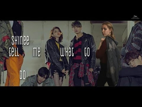 SHINee 샤이니 'Tell Me What To Do' (russian cover by Adele Park)