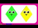 Shapes Hoedown - Shapes Song for Children