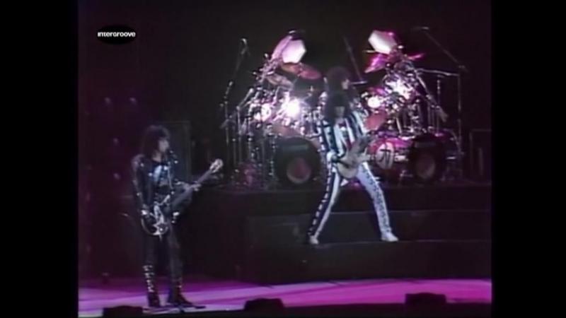 KISS ROCK 1976