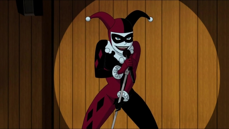 Harley Quinn Song from Batman Harley Quinn 2017.mp4