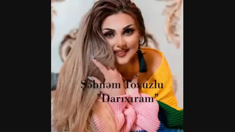 Şebnem Tovuzlu on Instagram Buda yeni m 0 MP4 mp4