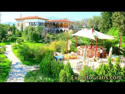 Mehmet Ali Aga Mansion, Datca, Turkey
