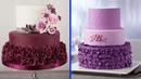 Amazing Cakes Decorating Techniques 2018 😘 Most Satisfying Cake Style Video CakeDecorating