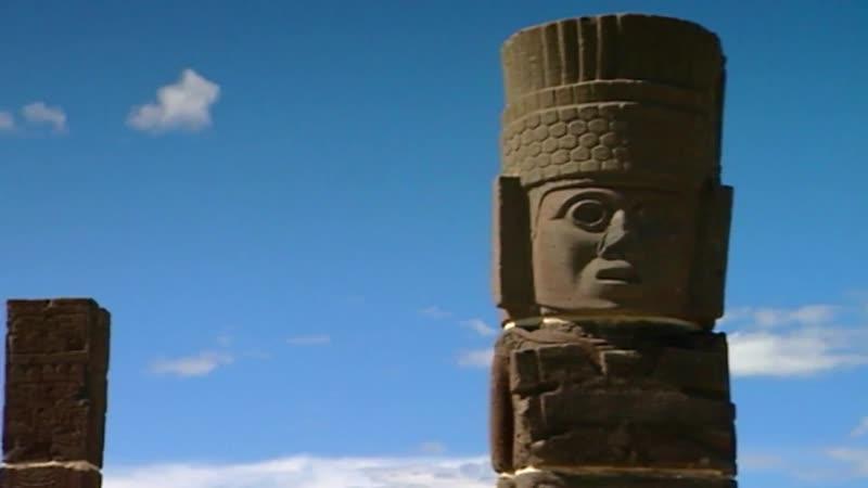 BBC: 80 чудес света (Вокруг света за 80 сокровищами) — 2 серия. От Мексики до Америки / США (2005 – 2009)