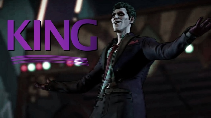 John Doe ft. bruce | you can be king again | batman telltale
