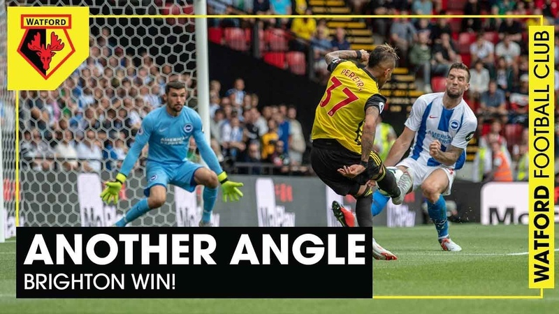 ANOTHER ANGLE   BRIGHTON WIN! 🔥