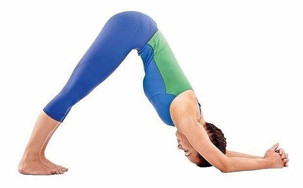 Комплекс йоги против стресса