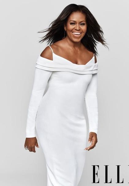 Мишель Обама Elle US, Декабрь 2018