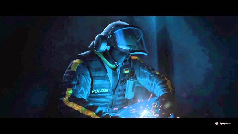 Tom Clancy's Rainbow Six® Siege видео оперативника BANDIT