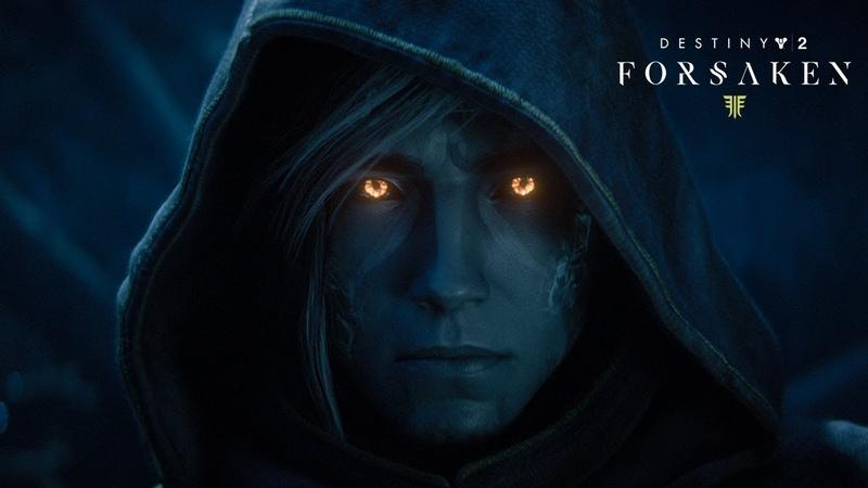«Destiny 2 Отвергнутые» - релизный трейлер [RUS]