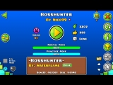 Geometry Dash-Bosshunter By Nico99