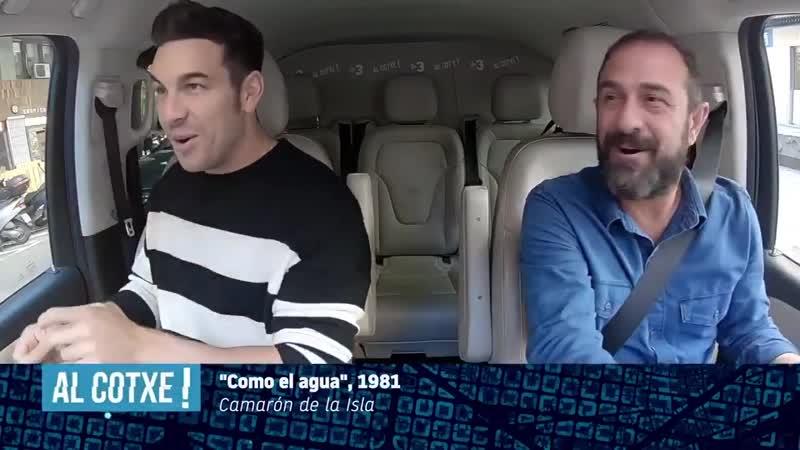 La sorpresa de @mario_casas_ quan entra AlCotxeTV3 🎶😍Dilluns a la nit a @tv3cat no us perdeu una conversa interessant i molt pe