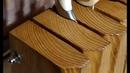 Деревянная подставка для ножей с неодимовыми магнитами своими руками