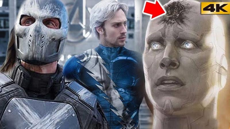 Официально! Эти персонажи вернутся в Мстителях 4 | Мстители 4 Аннигиляция
