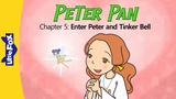 Peter Pan 5 Enter Peter and Tinker Bell Level 6 By Little Fox